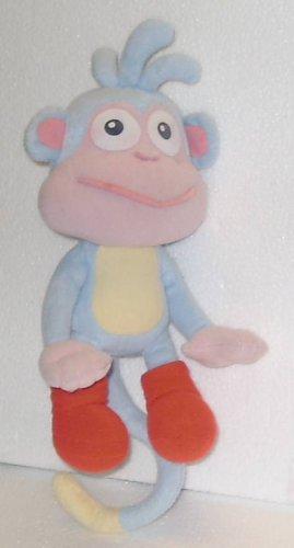 11 Boots Doras Monkey Dora the Explorer 11 Talking Boots Plush Stuffed Toy Doll