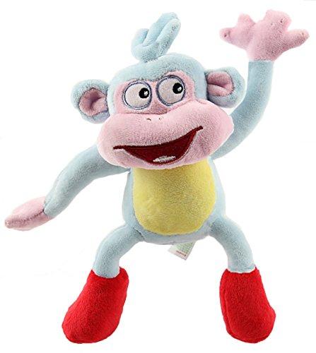 AnnieCos Dora the Explorer Boots the Monkey Plush Toy 10