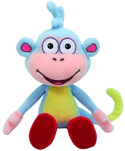 Ty Beanie Baby Boots Doras Monkey