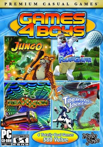 Games 4 Boys - PC