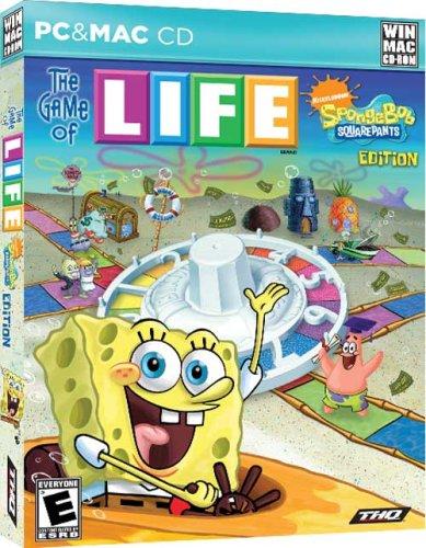 Spongebob The Game Of Life - PCMac