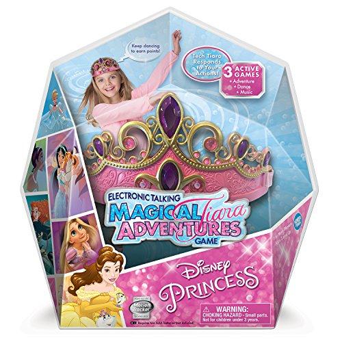 Disney Princess Magical Tiara Adventures Game