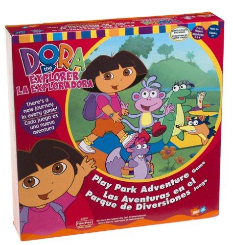 Dora the Explorer Play Park Adventure Game