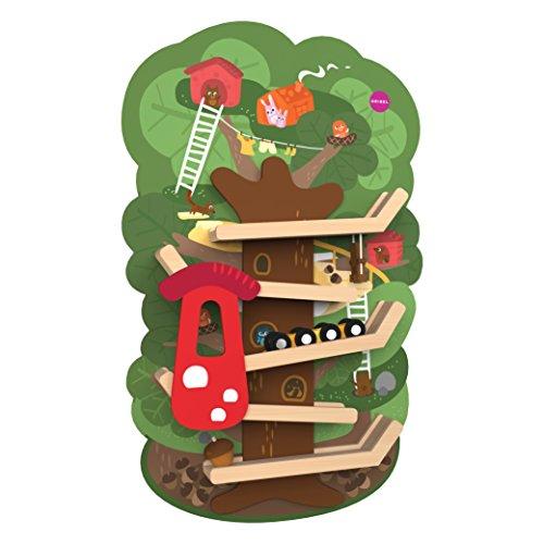 Oribel Vertiplay Tree Top Adventure - A Game Of Constant Action