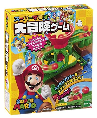 Super Mario Big Adventure game