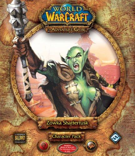 World of Warcraft Adventure Game Character Pack Zowka Shattertusk