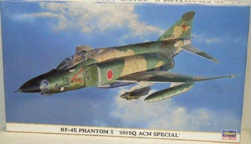 Plastic 172 RF-4E Phantom ‡U 501SQ SenKei Special Toy Hobby