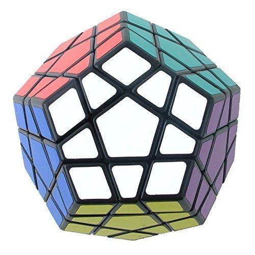 Shengshou Megaminx Magic Rubik Cube Speed Cube Puzzle  Educational Special Toys Sheng Shou 12 Color Layers Speed Twist Puzzle