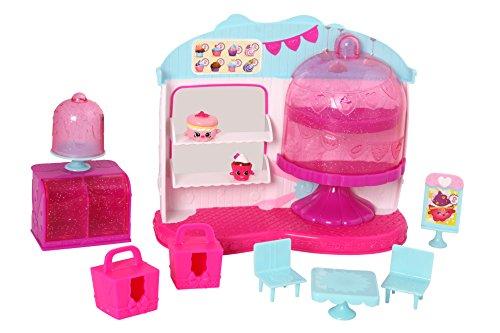 Shopkins Series 4 - Cupcake Queen Cafe