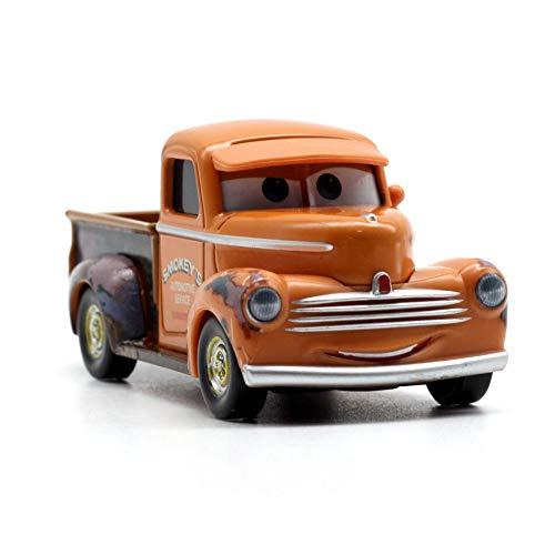 Disney 26 Style Disney Pixar Cars 3 2018 Fabulous Lighting McQueen Cruz Ramirez Metal Alloy Car Model Kid Christmas Toy Gift 18