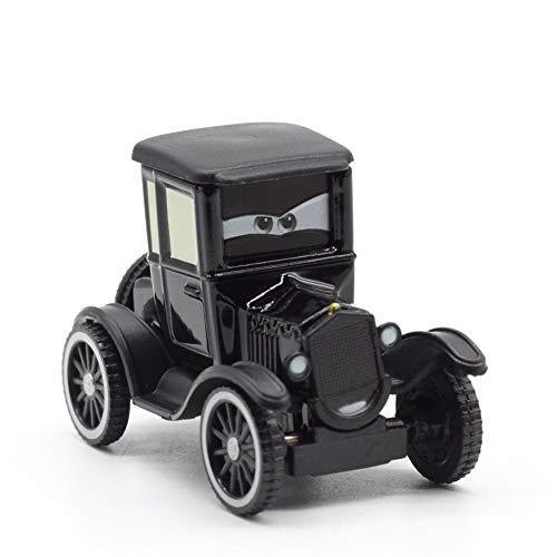 Disney Disney Pixar Cars 2 3 Lighting McQueen SUV Mater Flo Jackson Storm 155 Diecast Metal Alloy Toys Kid Christmas Toy Gift 13