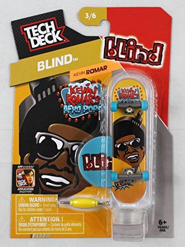 1 TECH DECK 96mm FINGERBOARD - BLIND BOARD Blind 36 - New