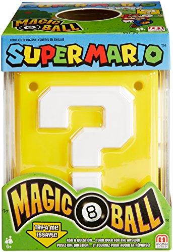 Magic 8 Ball Super Mario