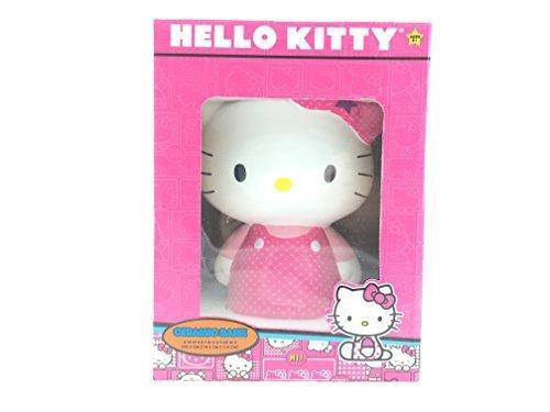 Hello Kitty Polkadots Dress Ceramic Coin Bank