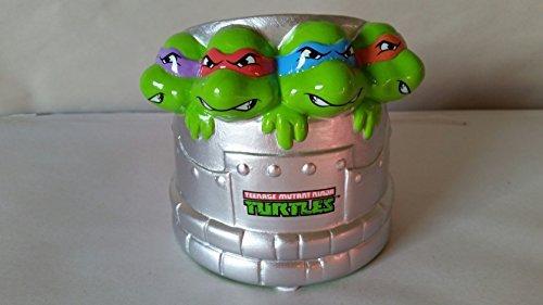 Teenage Mutant Ninja Turtles Ceramic Bank