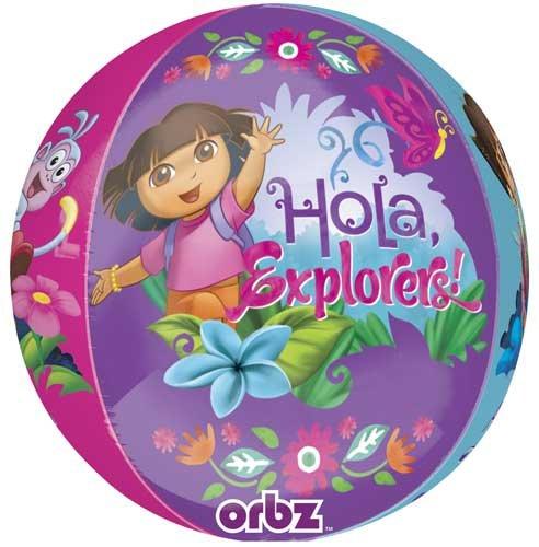 16 Orbz Dora Balloon