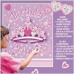 Birthday Princess Party Game