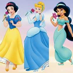 Disney Princess Party Game - Disney Princess Games