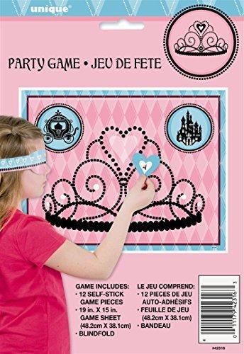 Fairytale Princess Party Game by Unique Party