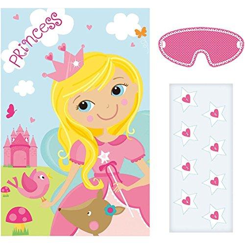 Woodland Princess Party Game