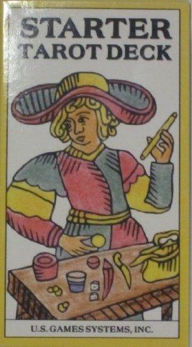 Starter Tarot Cards Deck