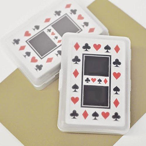 25 DIY Blank Playing Cards