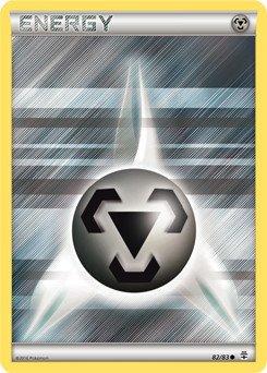 Pokemon - Metal Energy 8283 - Generations