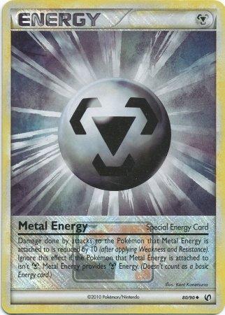 Pokemon - Metal Energy Special 8090 - HS Undaunted - League Promo