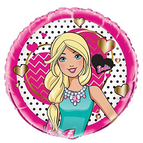 18 Foil Barbie Balloon