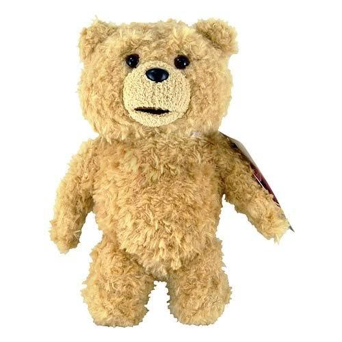 Commonwealth 10016319 8 in Ted Talking Plush Teddy Bear
