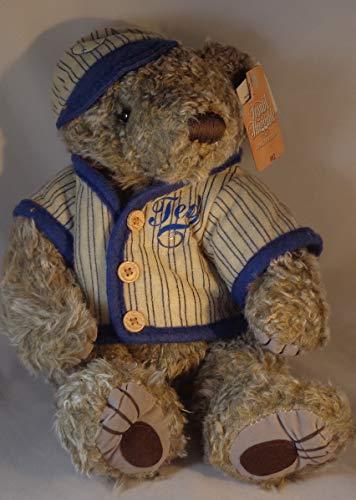 kingsdugout Joyable Huggable 02 Baseball TED Bear 10 inches Tall