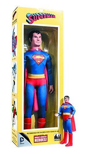 18 Inch Retro DC Comics Action Figures Series 1 Superman by Animewild