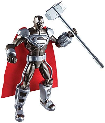 DC Comics Total Heroes Steel 6 Action Figure