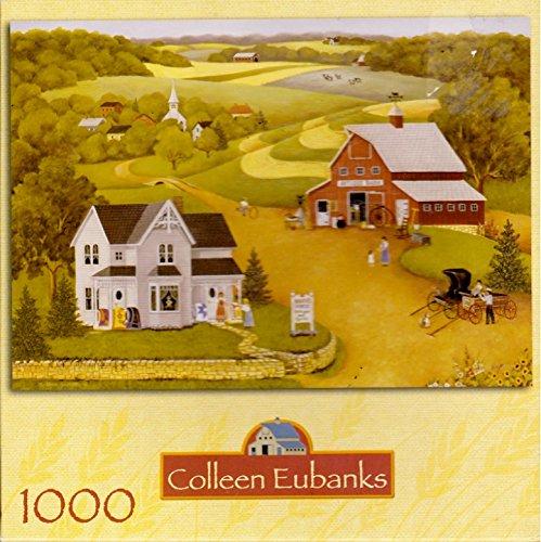 Colleen Eubanks 1000 pc Antique Barn Puzzle