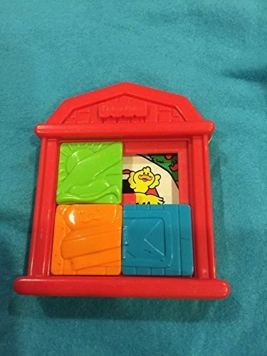 McDonalds ~ FISHER PRICE Under 3 Barn Puzzle ~ 1996