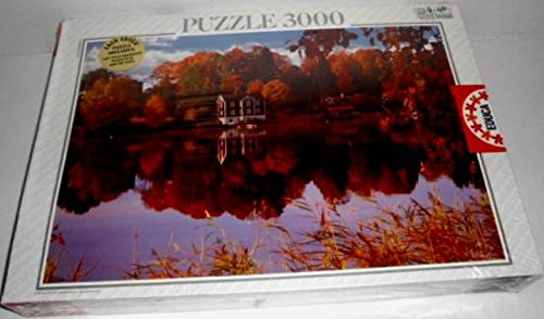 Autumn Landscape 3000 Piece Jigsaw Puzzle