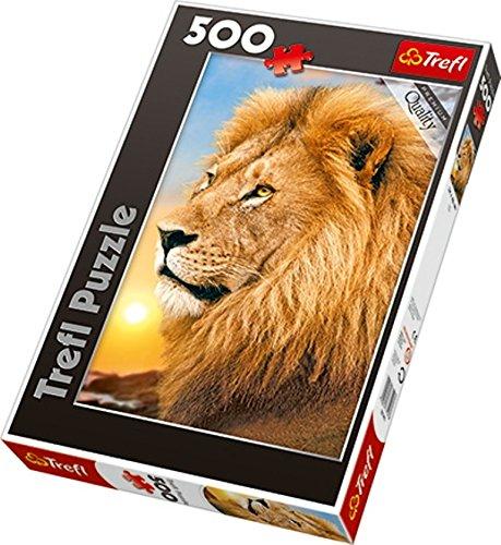 Trefl Lion Jigsaw Puzzle 500-Piece