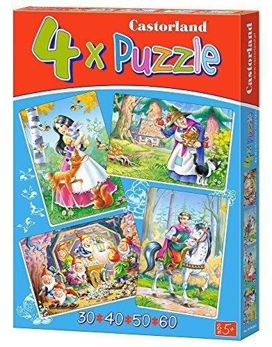 Castorland B04362 Premium Snow White Jigsaw Puzzle by Castorland