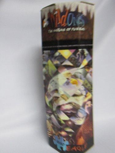 Wild Ones Nature Jigsaw Puzzle Eagle 1000 Interlocking Pieces Octegon Box