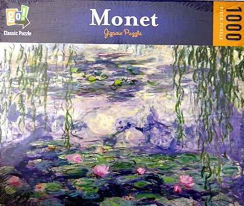 Monet 1000 Piece Classic Jigsaw Puzzle