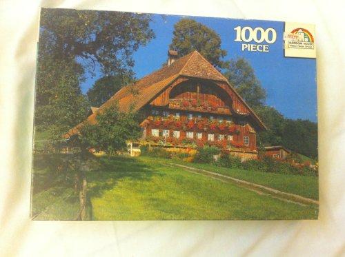 Prestige Classic Jigsaw Puzzle Bernes Farmhouse 1000