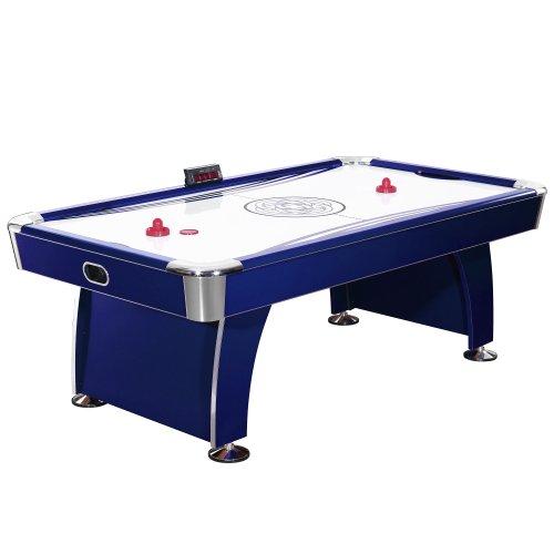 Hathaway Phantom Air Hockey Table Dark BlueSilver 75-Feet