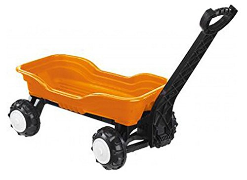 Fold Under Handle Runabout Kids Wagon
