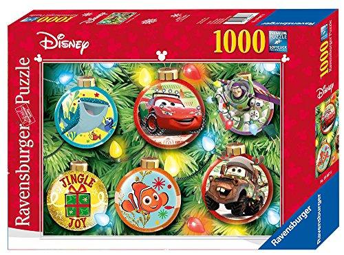 Ravensburger Disney Pixar Christmas Puzzle 1000 Piece