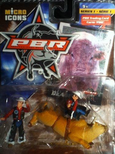 Chris Shivers Sling Blade PBR Bull Riding Toy