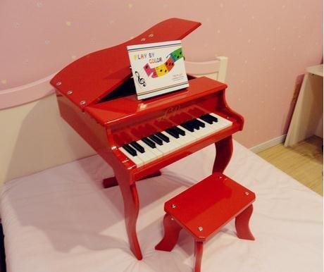 Red black 30 Keys Kids Keyboard Children Student Piano music instruments for kids