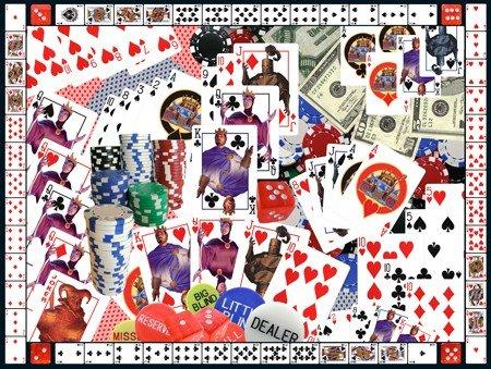 Jokers Wild Jigsaw Puzzle 1000pc