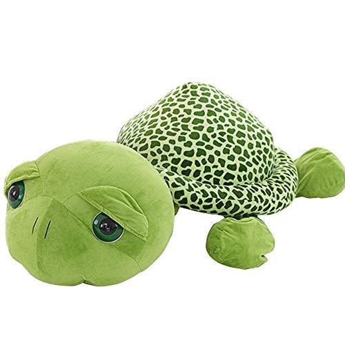 Baishitop SUPPION Kids Fashion Cartoon Plush Turtle Stuffed Animal Toys Big Eyes Sea Turtle Tummy Model Plush Toys Doll