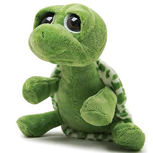 CARDEON Big Plush Eyes Sea Turtle Stuffed Animal Tortoise Toys for Children Girlfriend