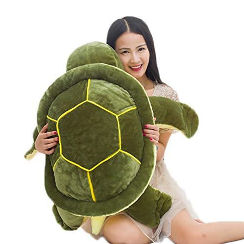 ERDAO Sea Turtle Stuffed Animal Plush PillowTortoise Plush Toys Doll Gifts for KidsGirls 236 inch